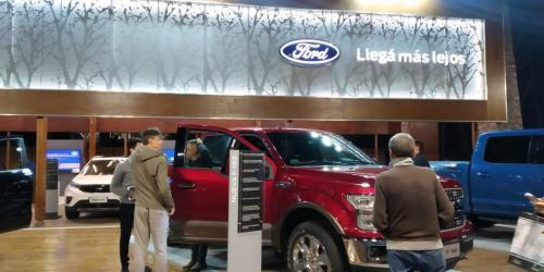 Stand Ford en Cariló