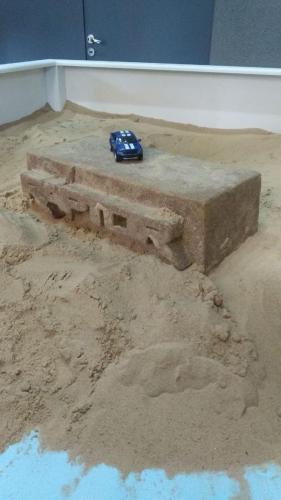 Sandbox Ford Raptor